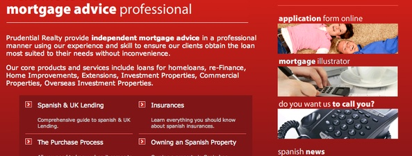 Spanish Mortgage Services